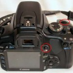 How to Adjust Your F Stop / Aperature With Canon Rebel Xti