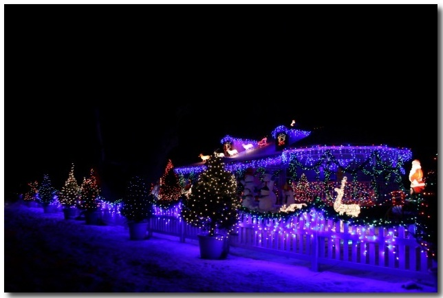 green bay christmas lights house lenwood