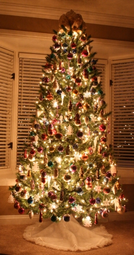 5 Ways To Take Great Christmas Tree Photos Digital Photography