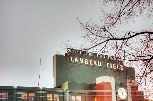 Lambeau Field Photo Day 19