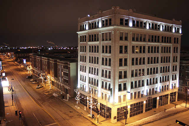 Bellin Building Green Bay