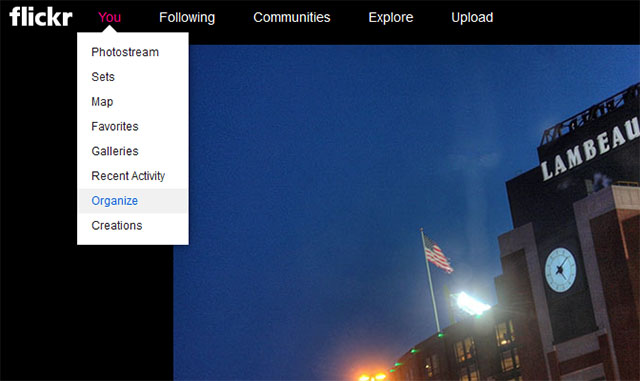 Delete Flickr Photo Tutorial