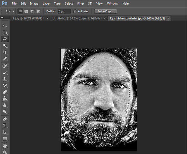 How to Pixelate a Face in Photoshop - Digital Photography