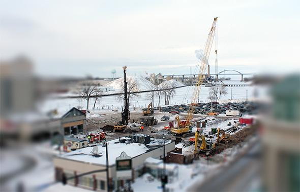 Ki Convention Center Construction Green Bay